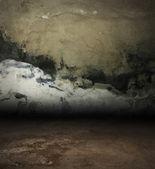 Intérieur de grunge — Photo