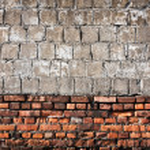 betonmuur — Stockfoto