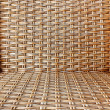 Wicker interior — Stock Photo