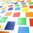 Abstract varicoloured background - Stock Photo