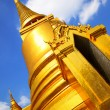 Stupa in Wat Phra Kaeo - Stockfoto