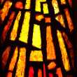 Stained glass — Foto Stock