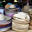Hats sale — Foto Stock