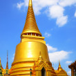 Stupa in Wat Phra Kaeo — Stock Photo #4550368