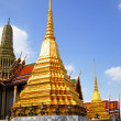 Stupa in Wat Phra Kaeo - Stock fotografie