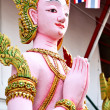 Kinnara statue — Stock Photo