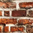 Ancient brick wall — Stock Photo #4550750