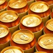 Drink cans - Foto Stock