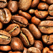 Coffee beans background - 图库照片
