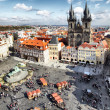 Prague - Stockfoto