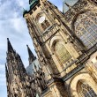 St. Vitus Cathedra - Stock Photo