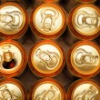 Beer cans - Stock Photo