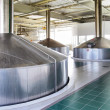 Stock Photo: Modern brewery
