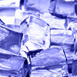 Stock Photo: Ice cubes