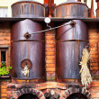 Old brewery - Stock Photo