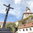 Cesky Krumlov - Stockfoto