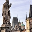 Charles bridge — Stock Photo #4554599