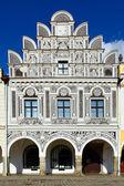 Renaissance style house — Stock Photo