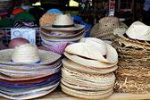 Hats sale — Stock Photo