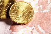 Euroområdet — Stockfoto