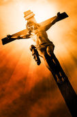 The Crucifixion — Foto Stock