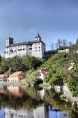 Rosenberg castle — Stock Photo