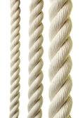 Ropes close-up — Stock Photo
