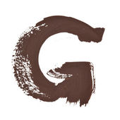手紙 g — ストック写真