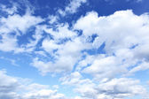 Sky and clouds — Foto Stock