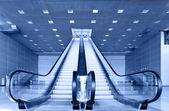 Escada rolante — Foto Stock