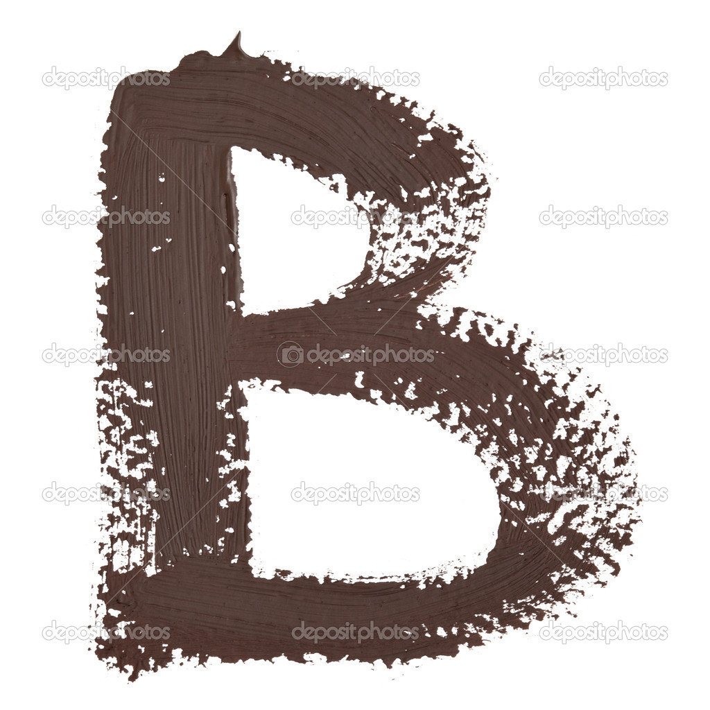 Letter B - Stock Image title=