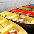 Boats hire - Foto de Stock