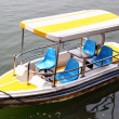 Recreation boat — Stock Photo