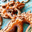 The Nine-Dragon Wall — Stock Photo #4570133