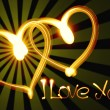 I Love You! - Foto Stock
