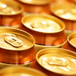 Beer cans — Stock Photo #4579786