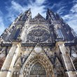 St. Vitus Cathedral — Stock Photo #4579833