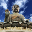 Giant Buddha — Stock Photo #4629804