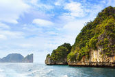 Phi-Phi islands — Stock Photo