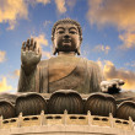 Giant Buddha — Stock Photo #4919689