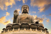 Riesenbuddha — Stockfoto