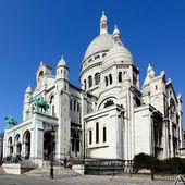Sacre Coeur Basilica — Stock Photo
