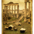 Roman forum — Stock Photo #5319669