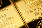 Background of fine gold — Stock Photo