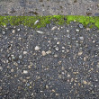 Background from old asphalt — Stock Photo
