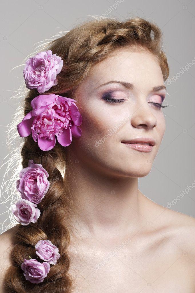 Женщины с косами фото 575-71