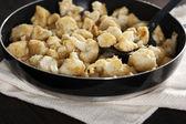 Roasted cauliflower — Stock Photo