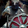 Medieval Knight — Stock Photo #4294170