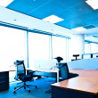 Contemporary office interior - Stock Photo