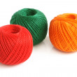 Foto Stock: Colorful threads